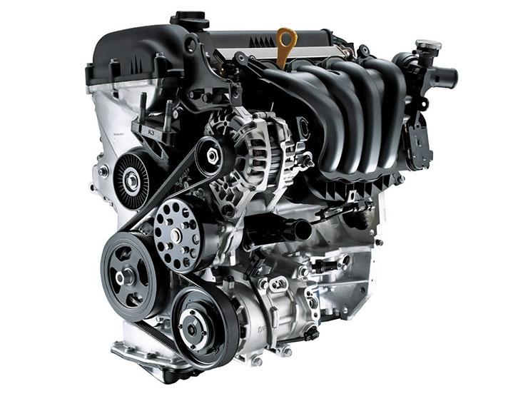 1.6 L GAMMA ENGINE