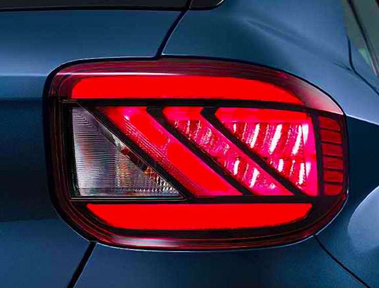 LED REAR COMBINATION LIGHTS
