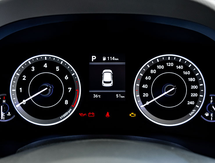 INTEGRATED BLUETOOTH, AUX AND USB CONNECTIVITY